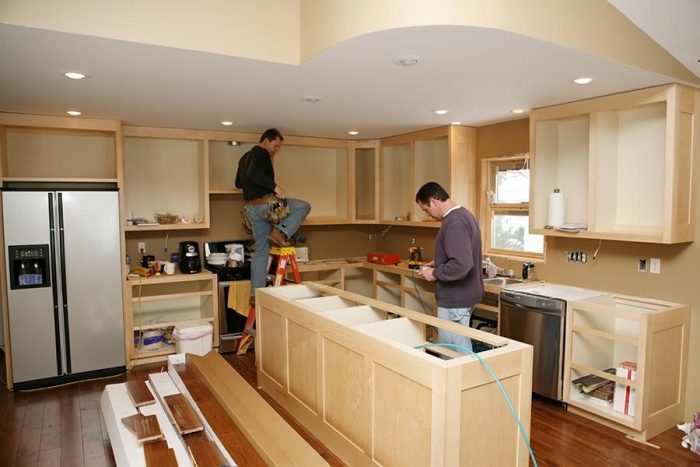 Home-Remodeling Activity Remains Hot Heading in to Fall | California on office remodeling, home carports, cabinets remodeling, home fitness, home driveways, home mortgage, home patios, home sun rooms, home hvac, home design, home technology, home kitchens, home flooring, home decks, old house remodeling, home renovations, home additions, home gutters, home doors, home beauty,