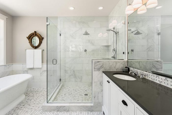 Master Bathroom Remodeling Costs Are The Highest In San Francisco Amazing Average Price Of A Bathroom Remodel Property