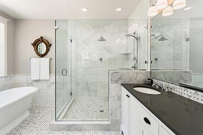 Master Bathroom Remodeling Costs Are The Highest In San Francisco - How much is it to renovate a bathroom