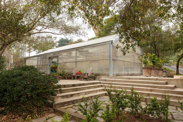 Bill Graham greenhouse.