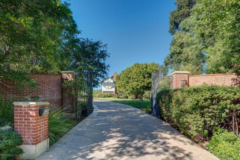 Pasadena Tudor home