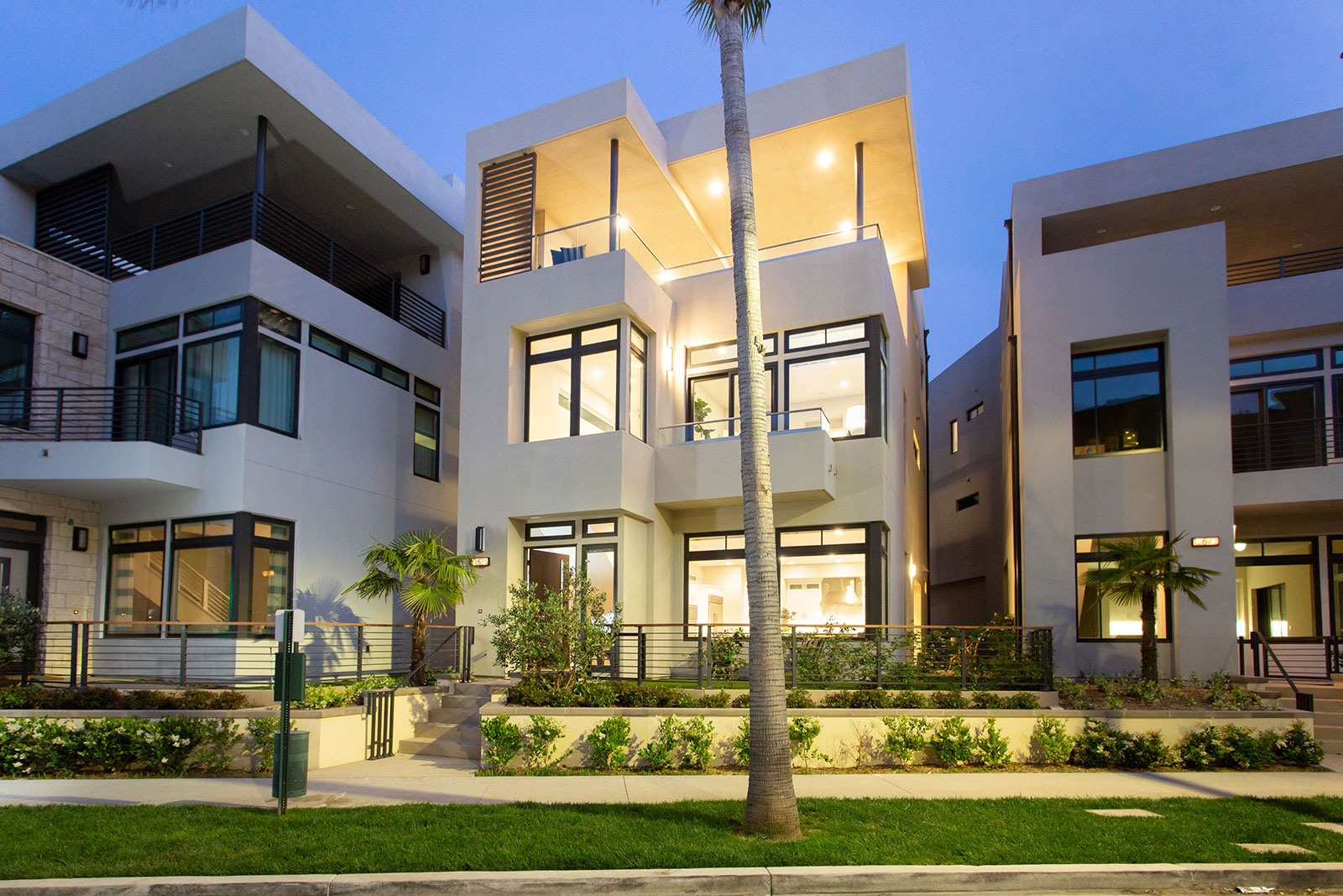 playa vista home
