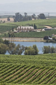 Image of a winery in Napa County
