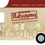 An artist's rendition of the Pastranomy truck