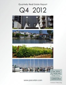 Cover of Pacific Union's Q4 Report