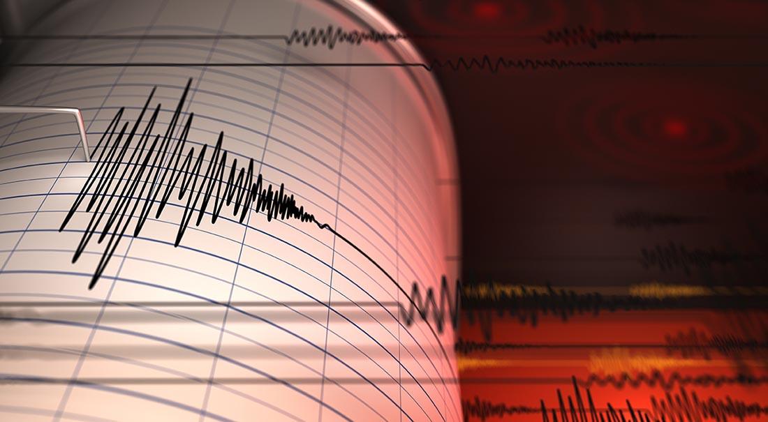 Seismograph - Pacific Union