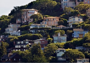 Sausalito homes
