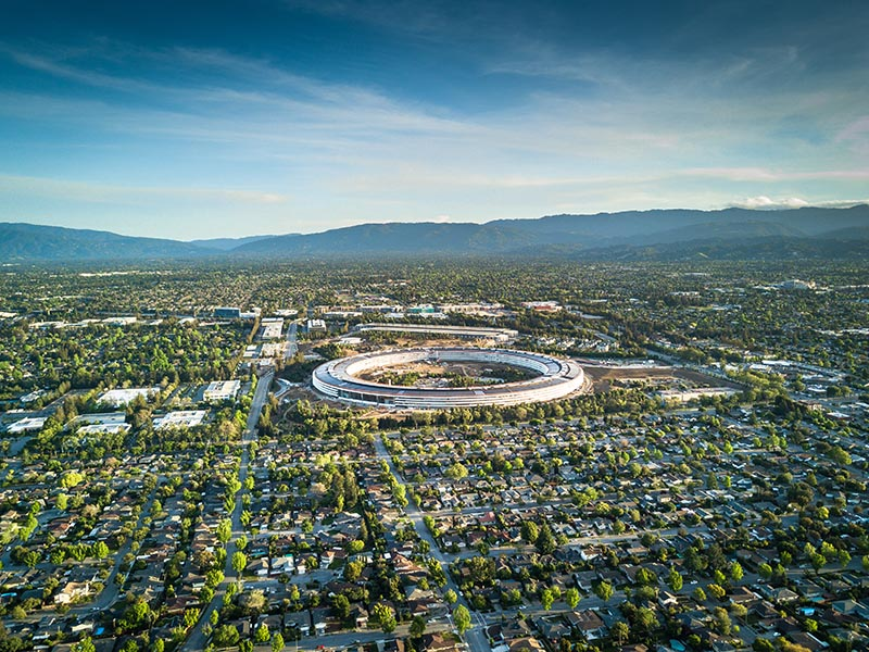 Apple HQ - Pacific Union