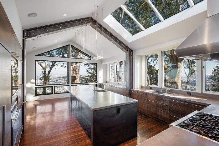 Ridgetop architectural gem with stunning views