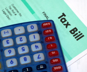 Contra Costa County Property Tax Paid
