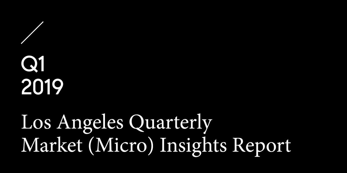 Q1 LA insights