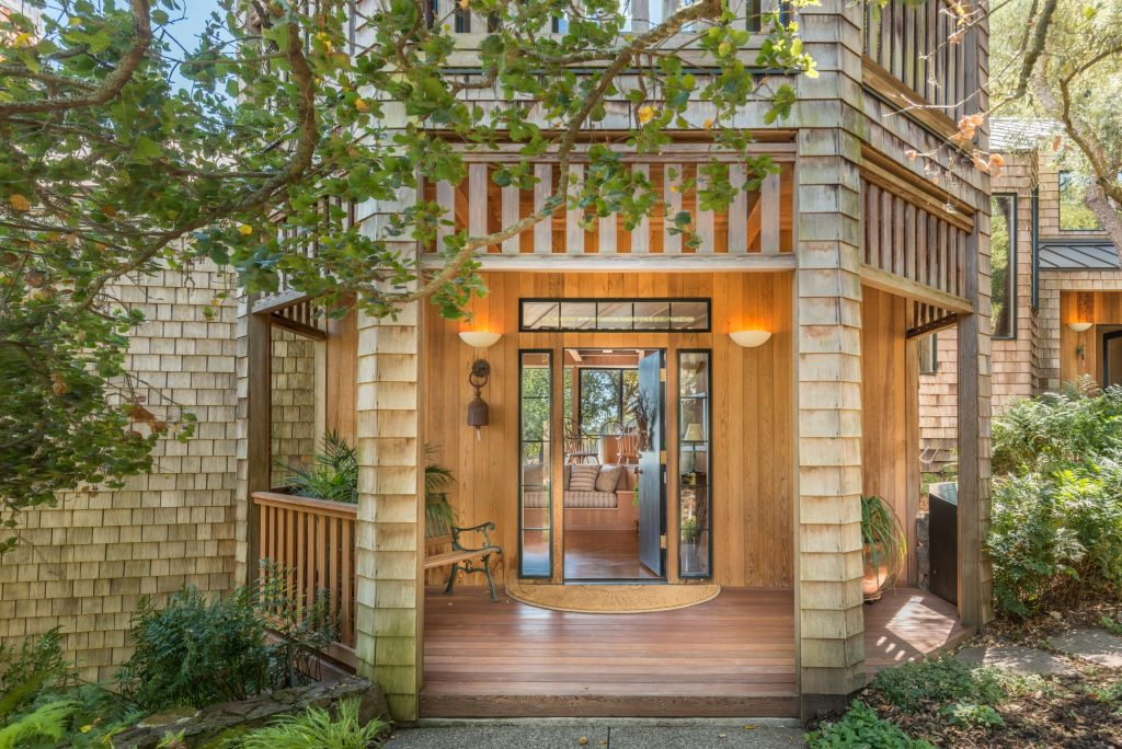 Home of the Week: View-swept retreat overlooking Sonoma entry way